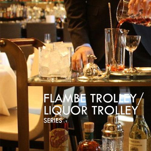 Liquor Trolley Mktmiddleeast
